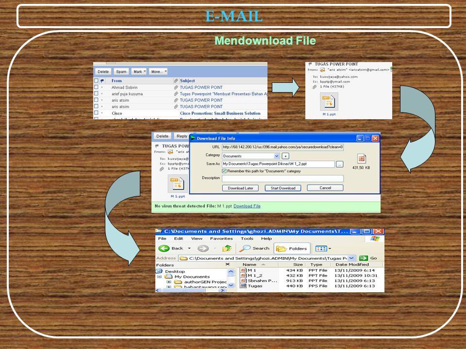 E-MAIL Mendownload File