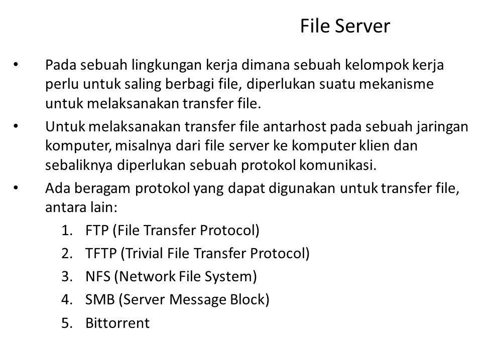 DNS Server DNS Server adalah komputer server yang digunakan untuk memberikan layanan resolusi nama yang mudah dikenal oleh manusia menjadi alamat IP d