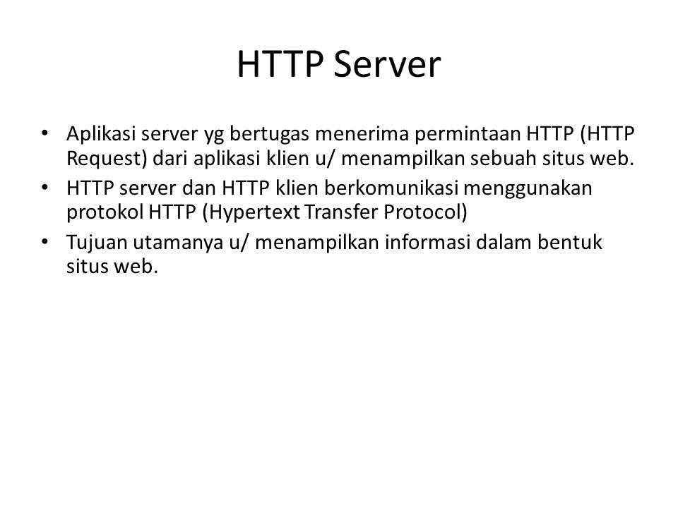 FTP FTP (File Transfer Protocol) adalah protokol yang dapat digunakan untuk melakukan operasi file dasar pada host remote (file server) dan untuk transfer file.