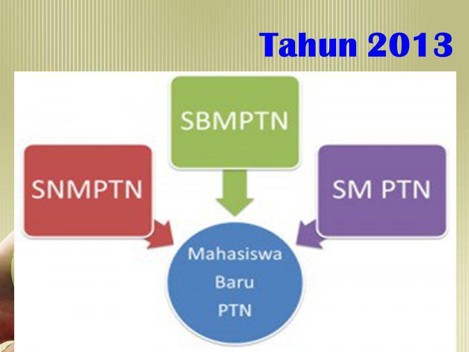 Penentuan Kelulusan SBMPTN SAINTEK = 30%TPA + 10% Mat Dasar + 10% B Indonesia + 10% B Inggris + 10% Mat IPA + 10% Fisika + 10% Biologi + 10% Kimia.