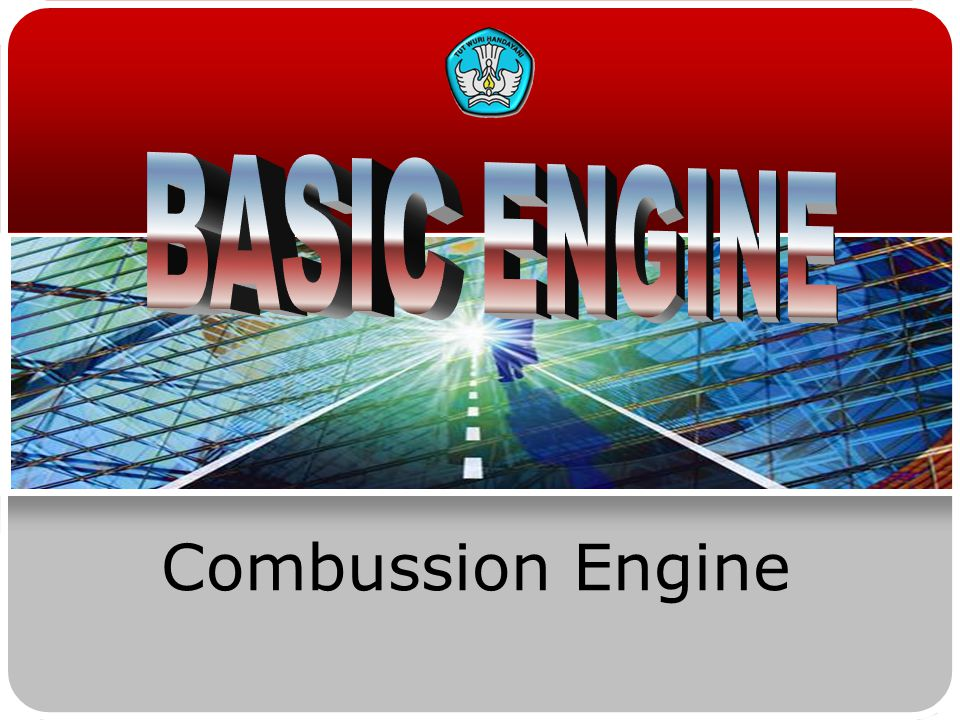 Combussion Engine