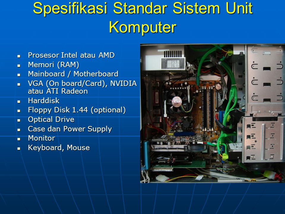 Harddisk Berdasarkan Koneksi ke Motherboard : Interface IDE Interface IDE Interface SCSI Interface SCSI Interface SATA I Interface SATA I Interface SATA II Interface SATA II Berdasarkan Penggunaan : Internal atau external Internal atau external Untuk penggunaan PC atau Laptop Untuk penggunaan PC atau Laptop