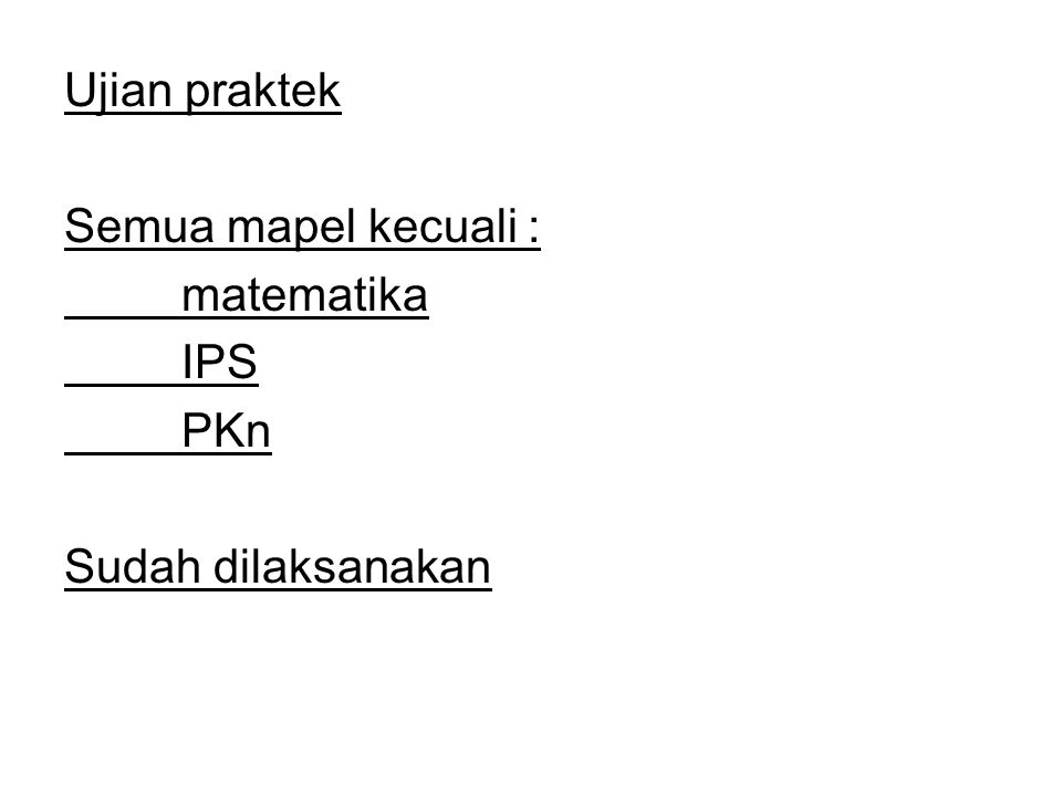 KRITERIA KELULUSAN SISWA KELAS 9 SMP NEGERI 1 MALANG TAHUN PELAJARAN 2013/2014