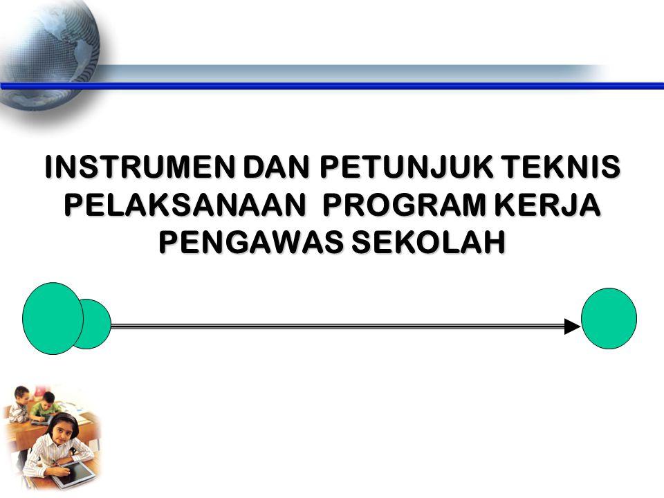 Keterkaitan antara: INSTRUMEN DAN JUKNIS PKPS Keterkaitan antara: INSTRUMEN DAN JUKNIS PKPS 2.