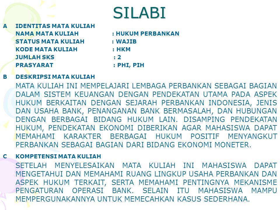 LEVEL KOMPETENSI XIBANK BERDASAR PRINSIP SYARIAH 1.PENGERTIAN BANK SYARIAH 2.SEJARAH BANK SYARIAH DI INDONESIA 3.PERBEDAAN BANK SYARIAH DENGAN BANK KONVENSIONAL 4.OPERASIONAL BANK SYARIAH (TITIPAN, BAGI HASIL, JUAL BELI, SEWA, FEE, JAMINAN, PINJAMAN KEBAJIKAN) 5.PERATURAN BANK SYARIAH DI INDONESIA (UU BANK SYARIAH NO.