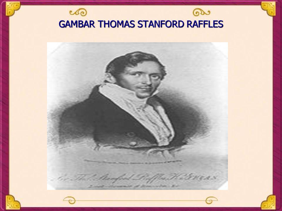 GAMBAR THOMAS STANFORD RAFFLES