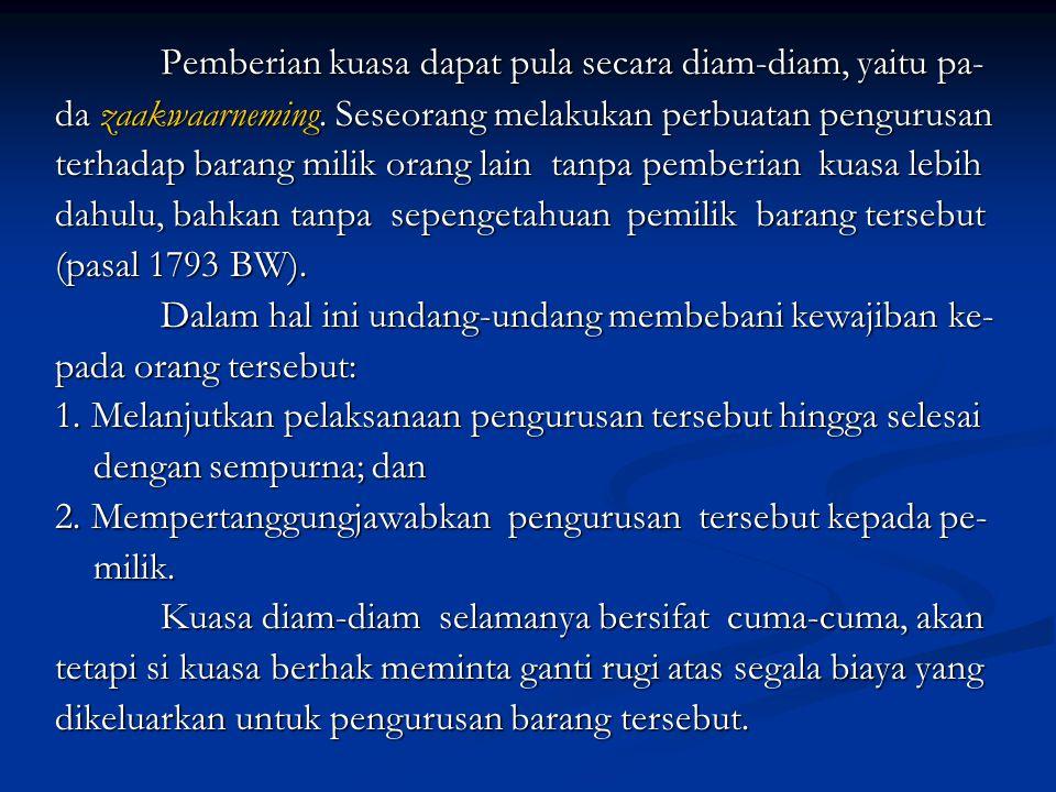 Tuan AHMAD NASER, Sarjana Teknik, lahir di Malang pada tanggal 07.09.1979 (tujuh September seribu sembilan ratus tujuh puluh sembi- lan), Warga Negara Indonesia, bertempat tinggal di Jalan Teluk Cendra- wasih Nomor 15, Rukun Tetangga 02, Rukun Warga 03, Kelurahan Ba- learjosari, Kecamatan Blimbing, Kota Malang, pemegang kartu tanda penduduk Republik Indonesia Nomor Induk Kependudukan 357307 0919790001 yang berlaku hingga tanggal 07.09.2011 (tujuh September dua ribu sebelas); ------------------------------------------------------------------ untuk selanjutnya disebut juga PENERIMA KUASA; --------------------- ------------------------------------ KHUSUS ------------------------------------ untuk dan atas nama Pemberi Kuasa dalam hal mengambil sertifikat hak atas tanah dan bangunan yang terletak di Jalan Teluk Pelabuhan Ratu Nomor 17, Rukun Tetangga 01, Rukun Warga 02, Kelurahan Ba- learjosari, Kecamatan Blimbing, Kota Malang kepada Kantor Pertanah- an Kota Malang.