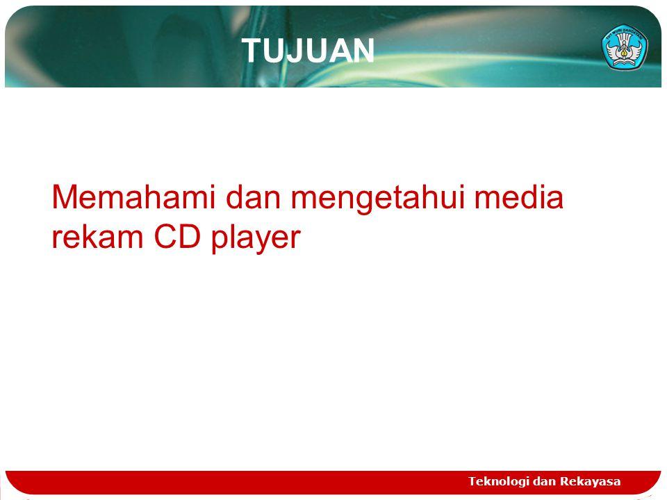 Compact Disc Teknologi dan Rekayasa CD dan DVD sekarang ini ada dimana-mana.