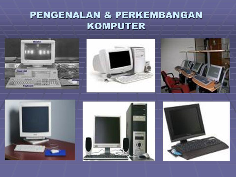 D.Komputer Generasi yang Keempat ( sejak tahun 1970 ) Komputer generasi keempat memiliki ciri bahwa komponen yang digunakan sudah beribu-ribu IC (Integrated Circuit) yang dijadikan dalam sebuah chip yang disebut dengan LSI (large Scale Integration) atau disebut juga dengan Bipolar large Scale Integration (BLSI).