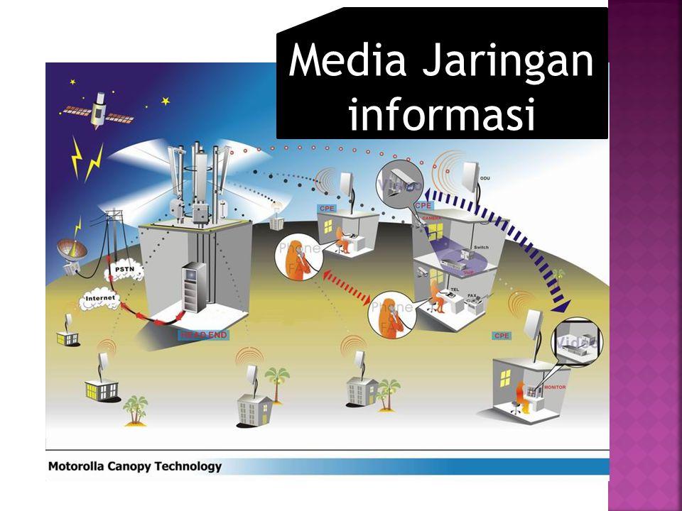Media Jaringan informasi