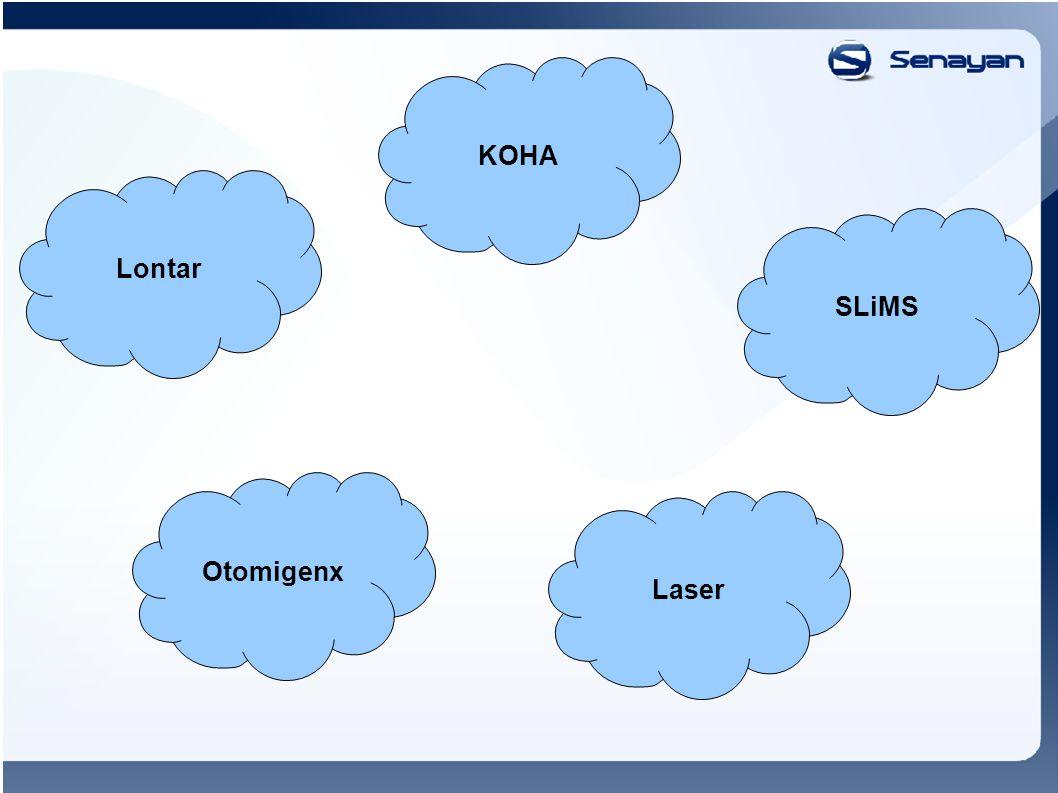 Otomigenx Laser Lontar KOHA SLiMS