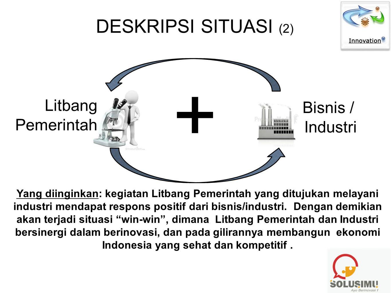 The Bottle-Neck DESKRIPSI MASALAH (3) Mengapa PP no.