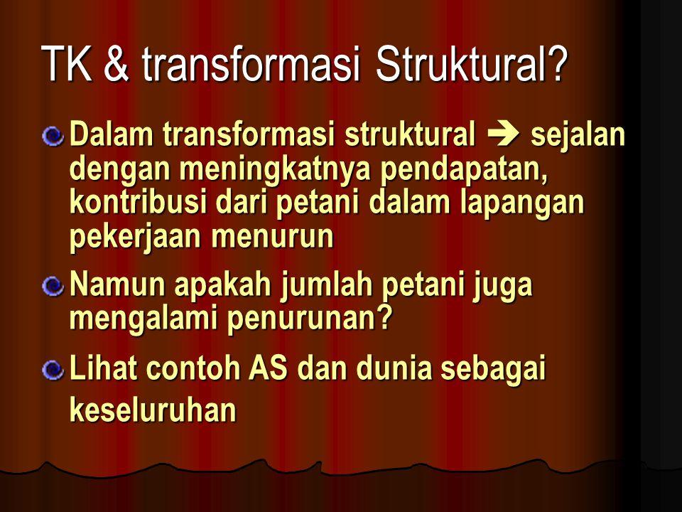TK & transformasi Struktural.