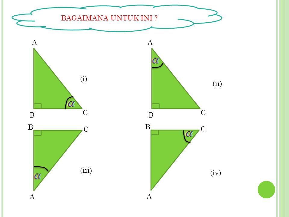 A B C BAGAIMANA UNTUK INI ? A B C A B C A B C (i) (ii) (iii) (iv)