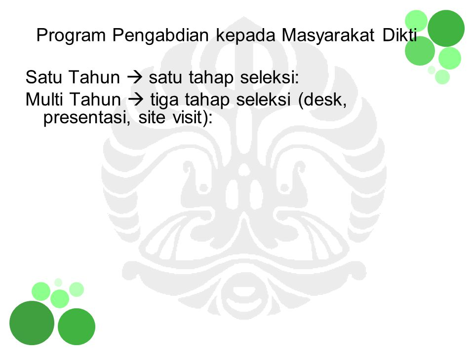 Ipteks bagi Masyarakat (IbM) Rp.50 juta Gabungan Penerapan Ipteks & Vucer.