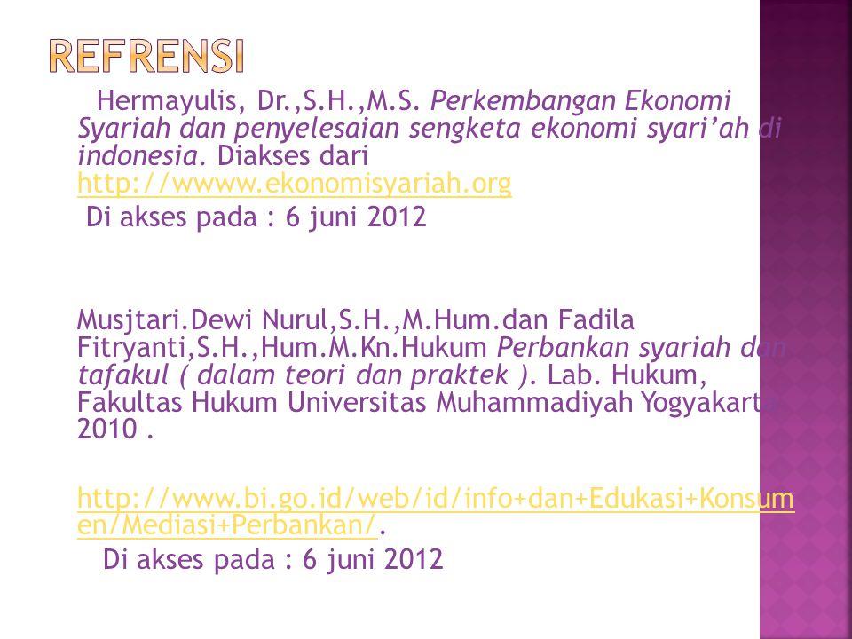 Hermayulis, Dr.,S.H.,M.S.