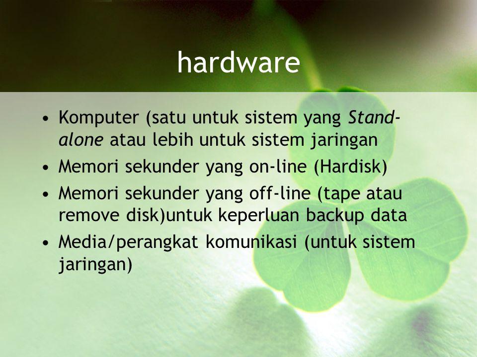 File manager Mengelola alokasi ruang dalam disk dan struktur data yang dipakai utnuk merepresentasikan informasi yang tersimpan dalam disk.file manager di DBMS lebih difokuskan pada efisiensi dan efektivitas penyimpanan.