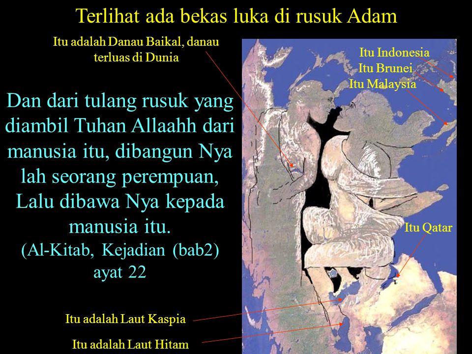 Maka Allaahh menciptakan manusia itu menurut gambar-Nya.