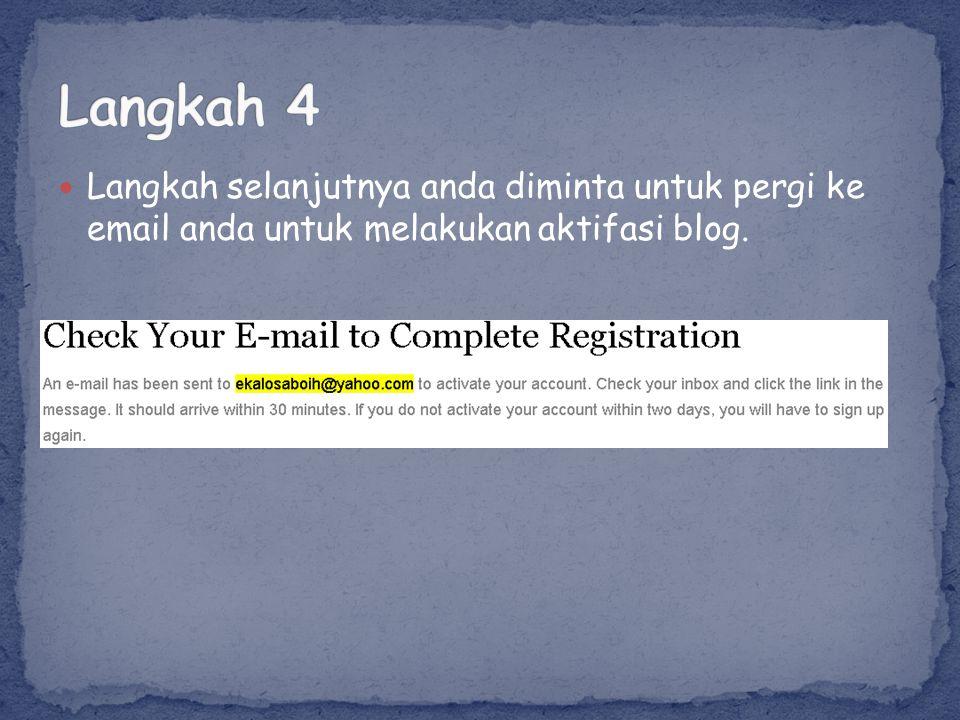 Setelah Anda klik button seperti yang diatas anda akan diarahkan ke halaman pengisian formulir pendaftaran seperti gambar di bawah ini.