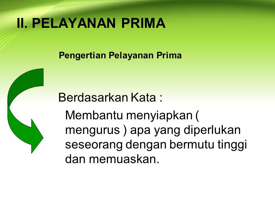 Unsur – unsur yang harus ada: 1.Kesederhanaan 2.Kejelasan dan kepastian 3.Keamanan 4.Keterbukaan 5.Efisien 6.Ekonomis 7.Keadilan yang merata 8.Ketepatan waktu