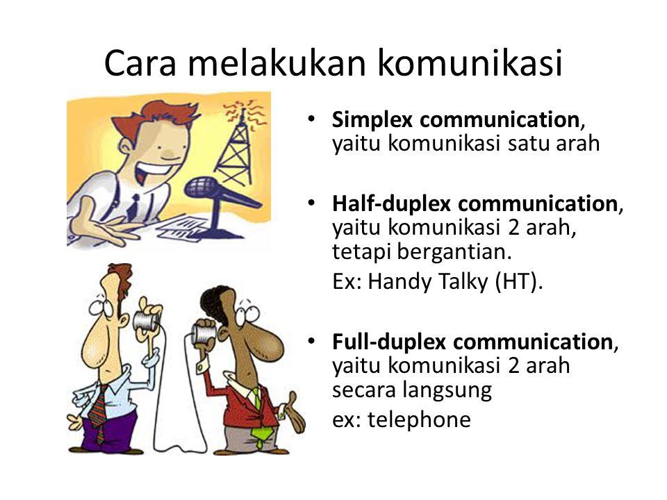 Jaringan komputer Jaringan komputer adalah kumpulan dari dua atau lebih komputer yang bersifat mandiri (autonomous) yang saling terhubung dan dapat saling bertukar informasi atau berkomunikasi.
