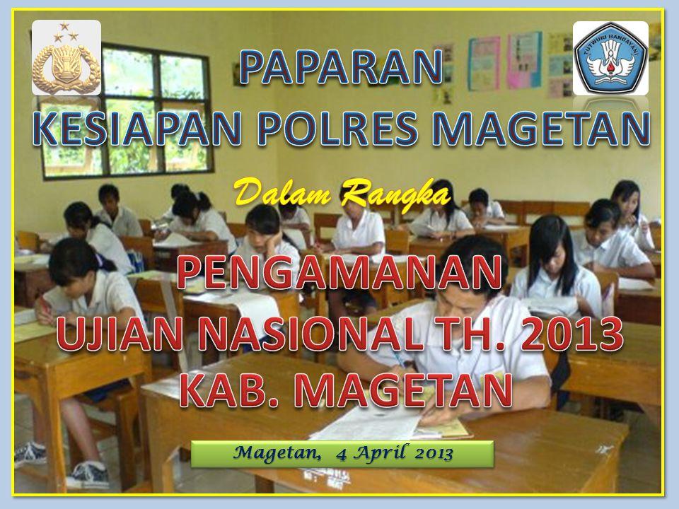 Magetan, 4 April 2013