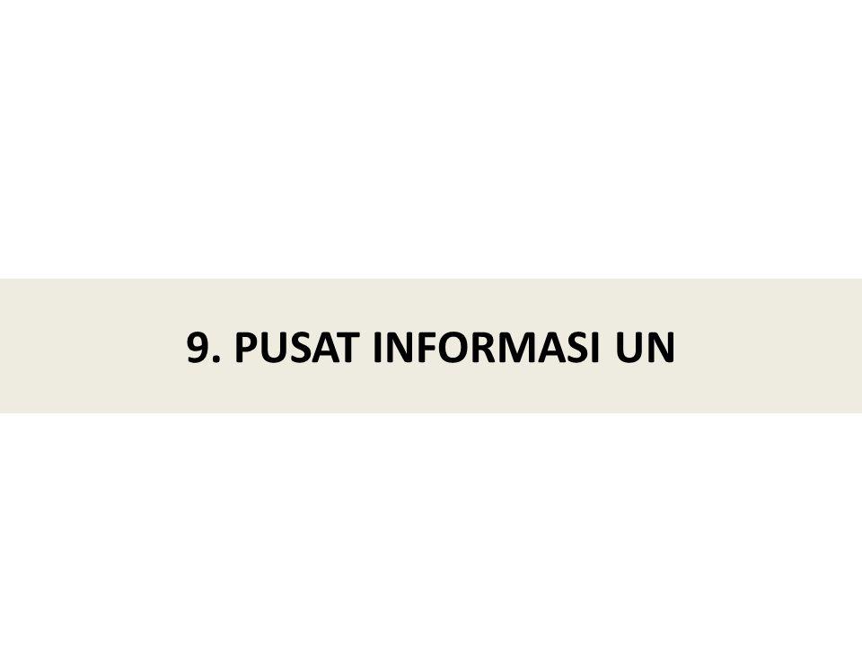 9. PUSAT INFORMASI UN
