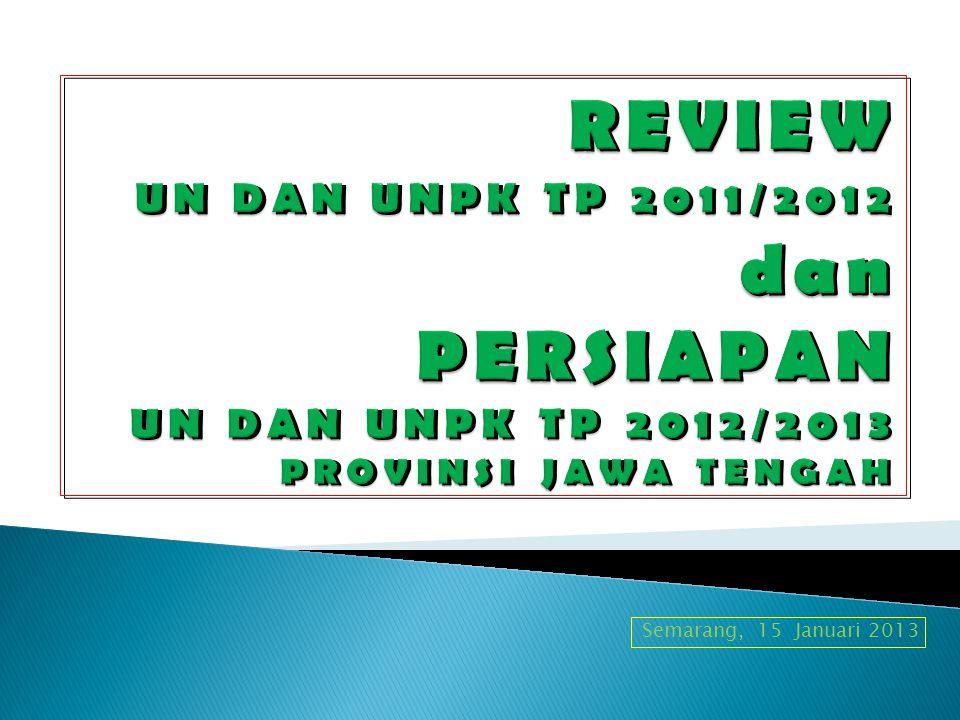 Semarang, 15 Januari 2013