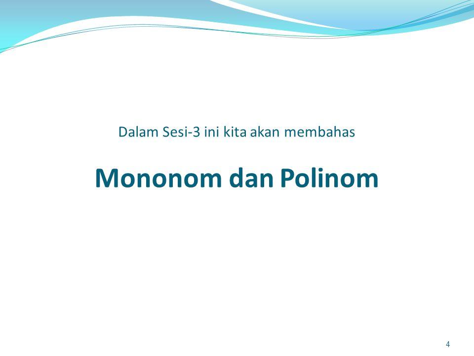 Mononom 5