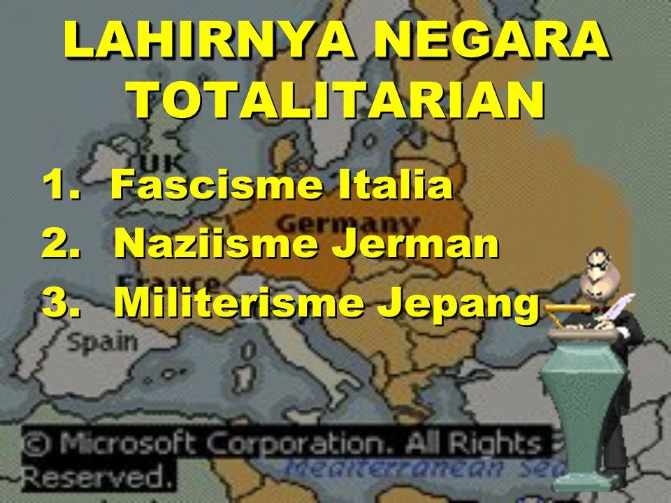 LAHIRNYA NEGARA LAHIRNYA NEGARA TOTALITARIANLAHIRNYA NEGARA TOTALITARIAN 1.