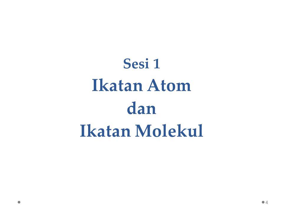 Sesi 1 Ikatan Atom dan Ikatan Molekul 4