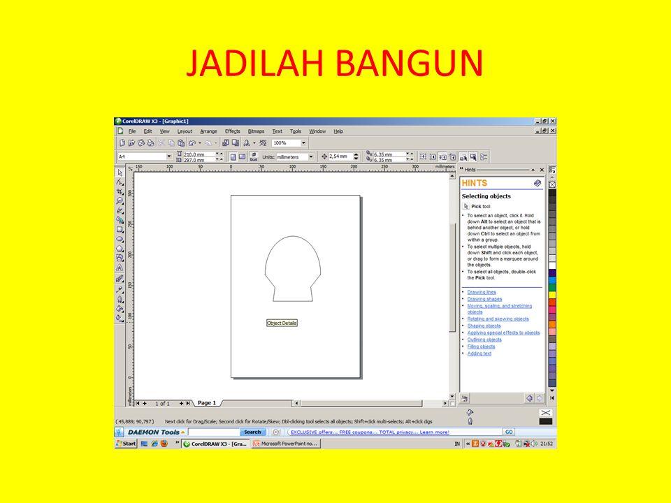 JADILAH BANGUN