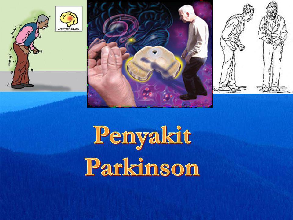 Siapa saja yang terkena Parkinson???