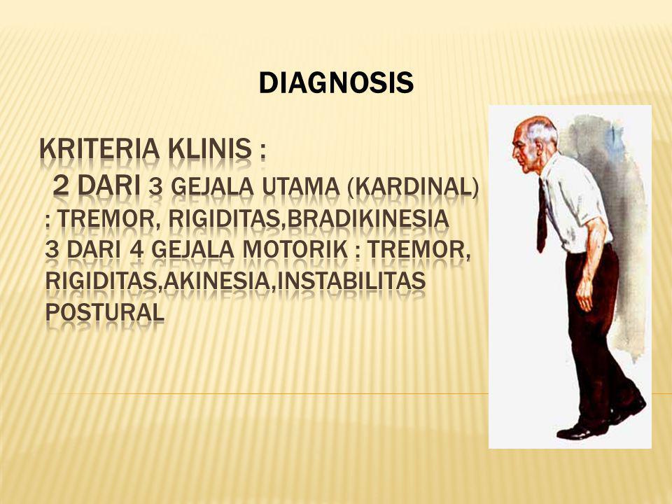  Tersebar di seluruh dunia  Laki – laki lebih banyak  Prevalensi meningkat pada usia 65 – 90 tahun.