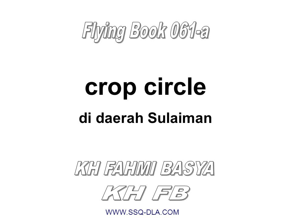 crop circle di daerah Sulaiman WWW.SSQ-DLA.COM