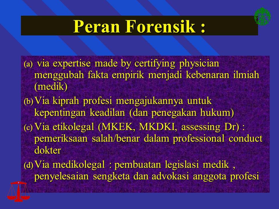 Motto IKF : Menggubah syak & realita menjadi fakta, jujur mengemas kebenarannya & mempersembahkannya untuk keadilan