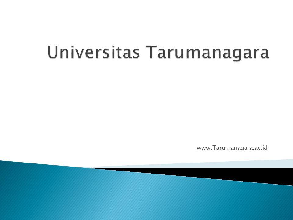 www.Tarumanagara.ac.id