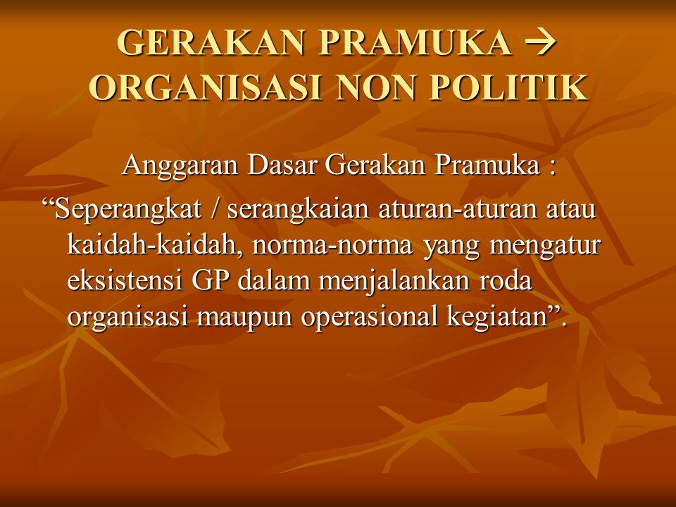 MANFAAT AD GP : AD tidak dapat dikultuskan / disakralkan, tapi mendalami dinamika untuk disesuaikan dengan Kepentingan Nasional, kebutuhan masyarakat dan tuntutan perkembangan jaman.