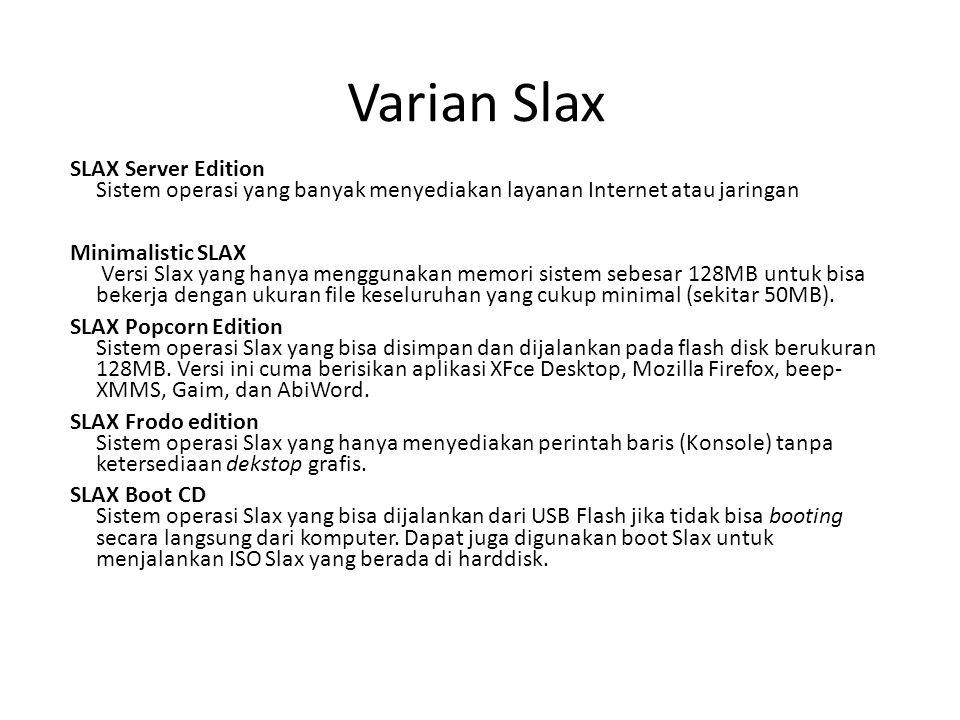 Aplikasi linux Program Database Case, CodeBase, DBMS, Informix, LEAP, Postgresql, MySql.