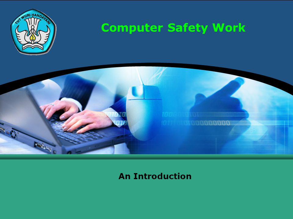 Computer Safety Work An Introduction