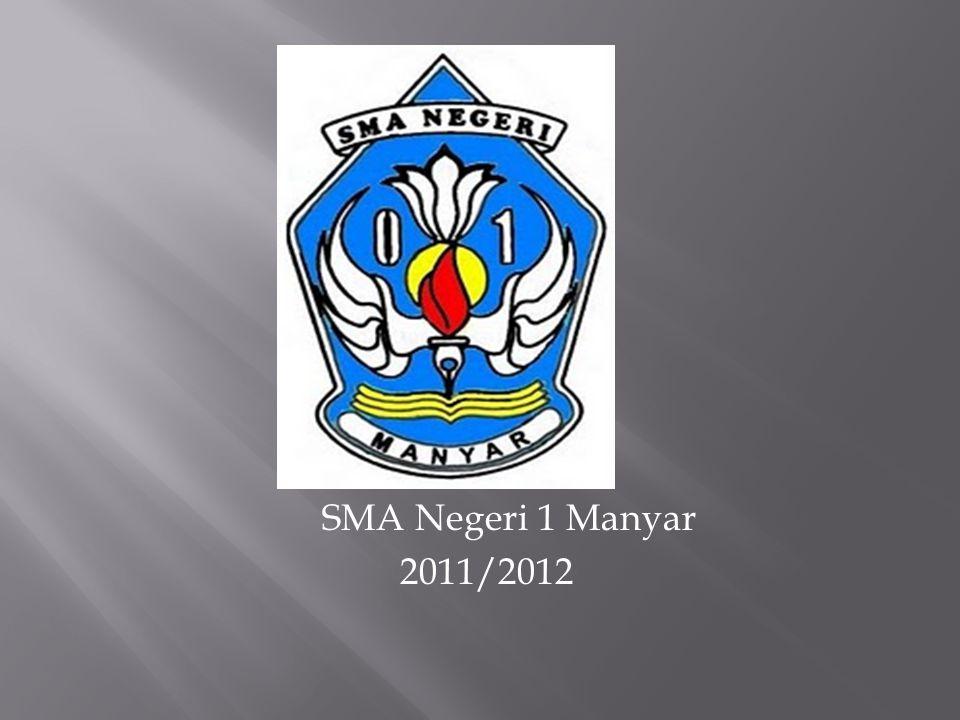 SMA Negeri 1 Manyar 2011/2012
