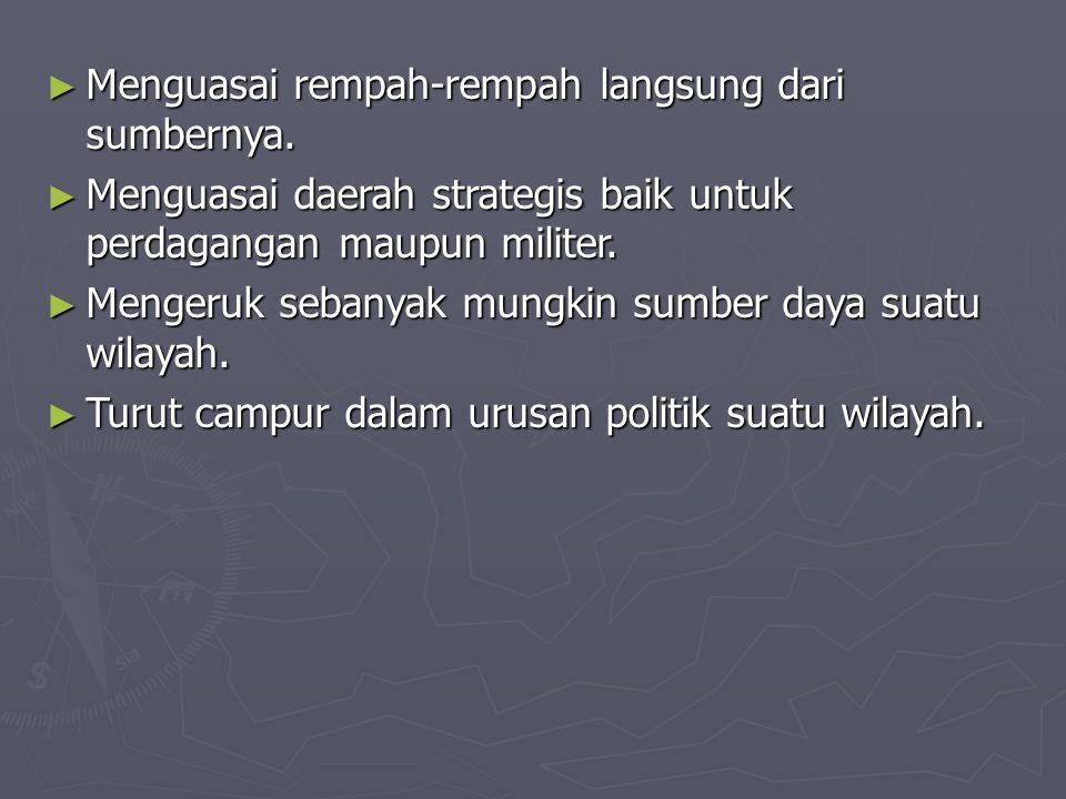 TUJUAN KEDATANGAN BANGSA EROPA KE INDONESIA Gambar Lada, salah satu jenis rempah-rempah.
