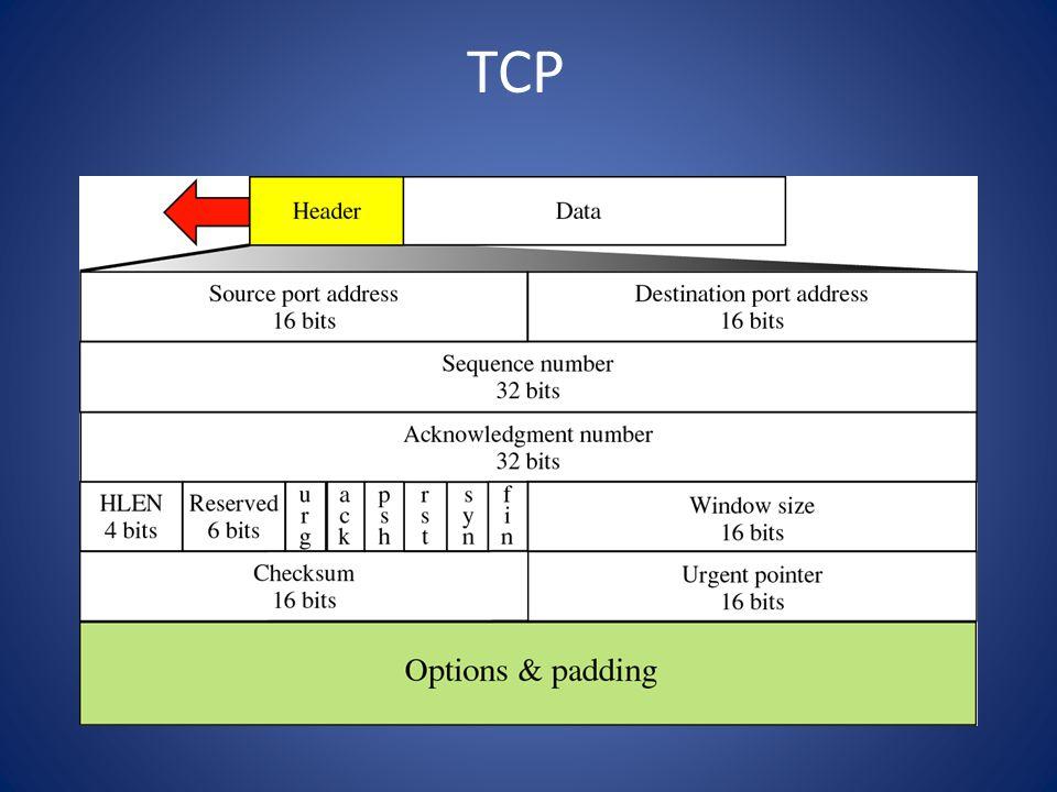 IP Fragmentation Datagram dapat melalui network yang berbeda.