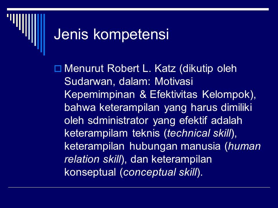 1.Keterampilan Teknis (Technical Skill)  Keterampilan teknis adalah keterampilan menerapkan pengetahuan teoritis ke dalam tindakan-tindakan praktis, keterampilan dalam menggunakan metode, teknik, prosedur atau prakarsa melalui taktik yang baik, atau menyelesaikan tugas-tugas secara sistematis.