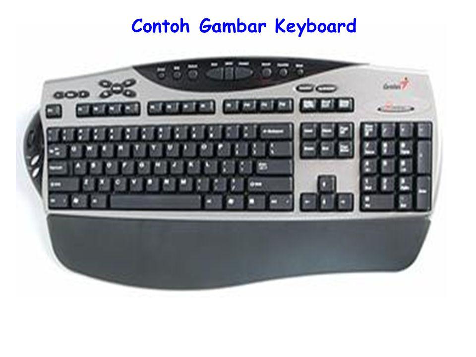 Contoh Gambar Keyboard