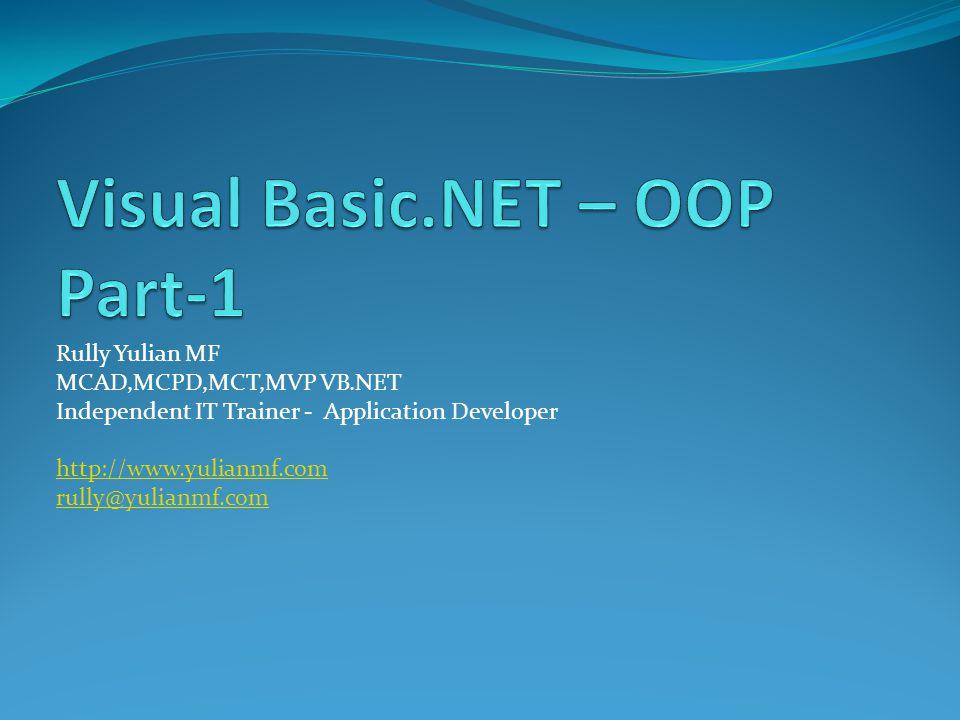 Overview Class & Object Access Modifier Class Member Encapsulation Abstract Class Interface