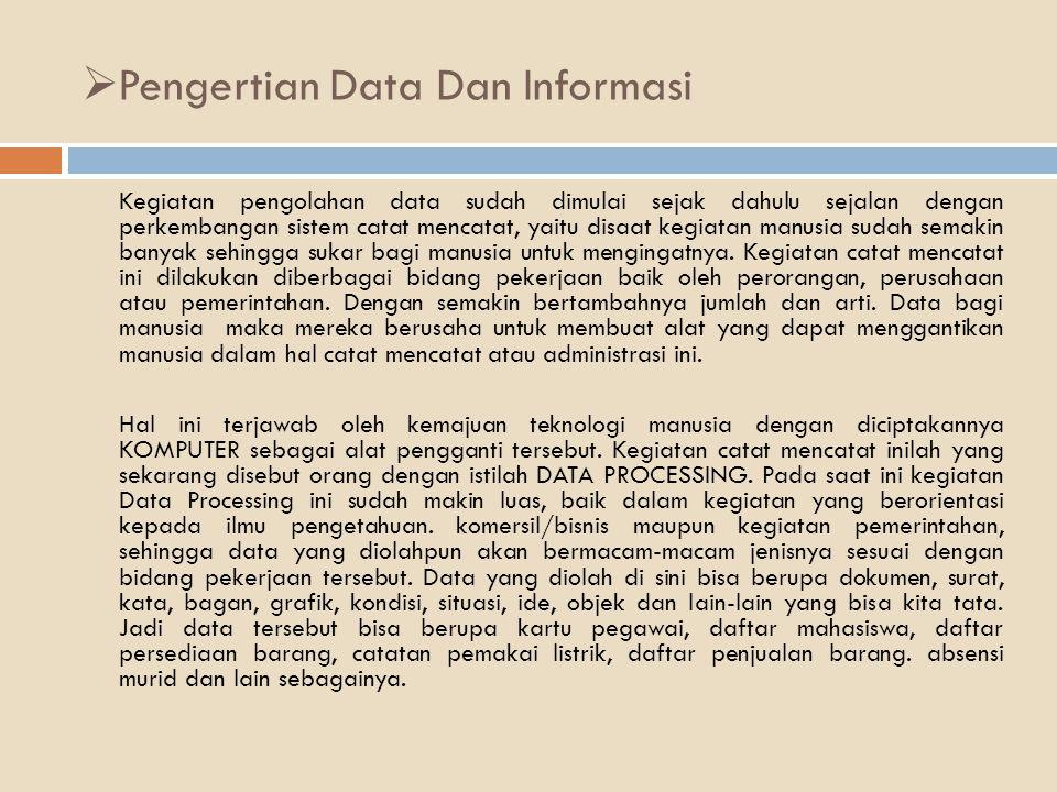  Bahasa-bahasa yang terdapat dalam DBMS: 1.Data Definition Language (DDL) Mempunyai fungsi utama untuk mendefinisikan data dalam database secara logika, diantaranya yaitu Digunakan untuk mendefinisikan karakteristik dari record (meliputi nama, tipe dan lebar dari field).