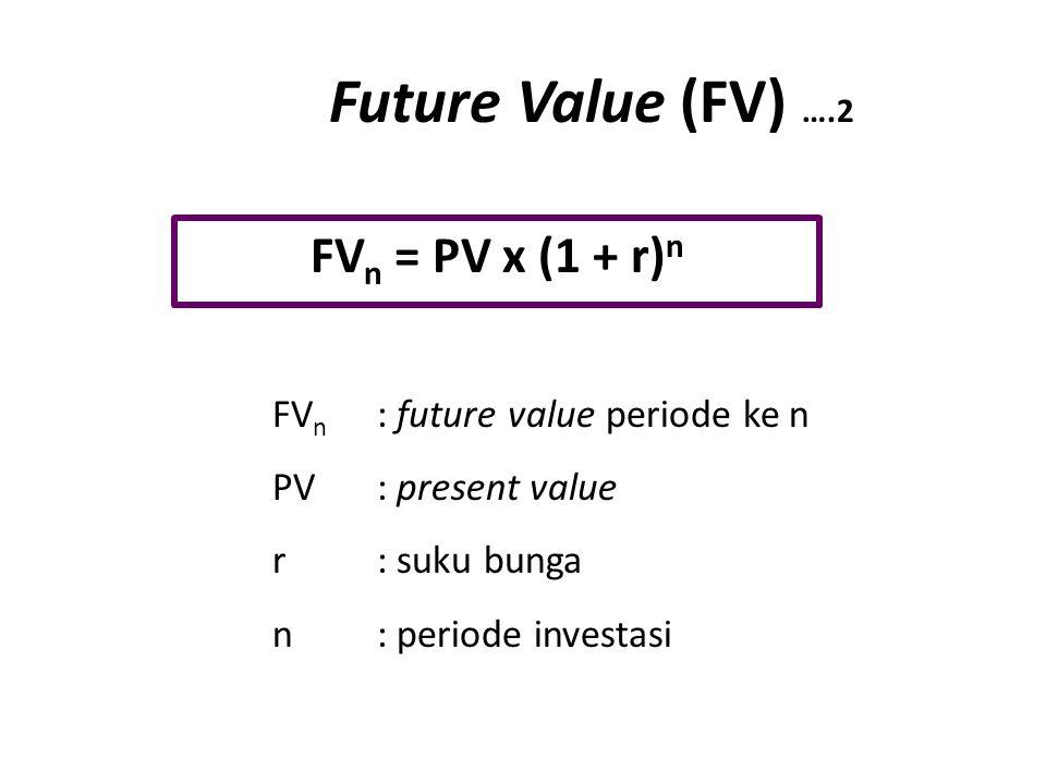 Net Present Value Net present value adalah present value aliran kas masuk dikurangi dengan present value aliran kas keluar.