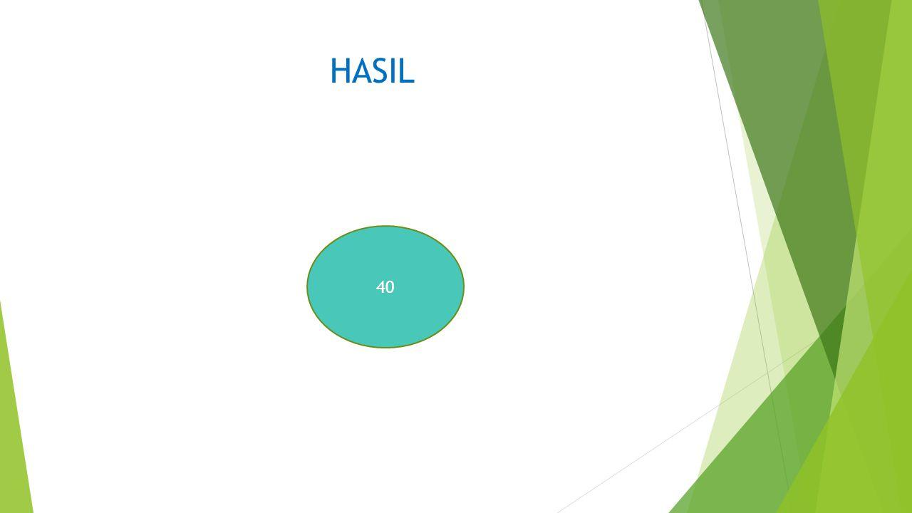 HASIL 40