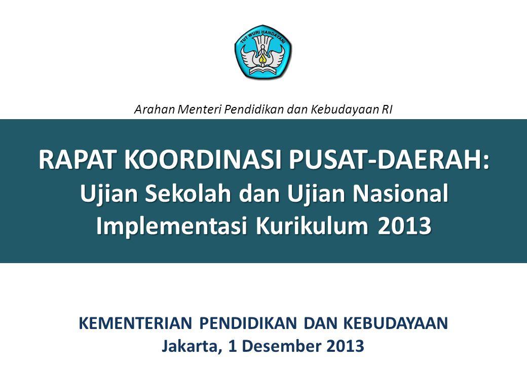 PENDAPAT GURU, KEPALA SEKOLAH DAN PENGAWAS TERHADAP BUKU PEDOMAN KURIKULUM 2013: SD52